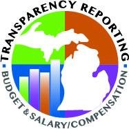 Michigan transparency reporting logo